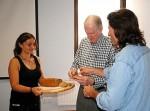 Vítání chlebem a solí <BR>(foto: Naše adresa Ústí nad Labem)