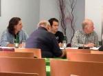 Tisková konference <BR>(foto: Tereza Bárová)