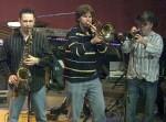 Greg Cook, David Dickerson & Dwayne Dupuy