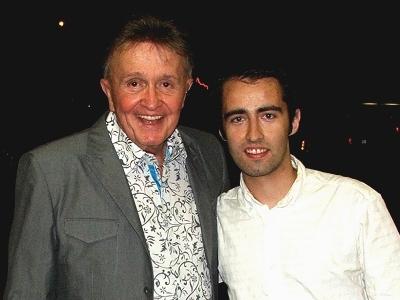 Bill Anderson & Petr Mecir