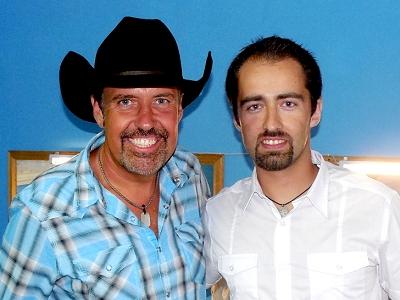 Billy Yates & Petr Mecir