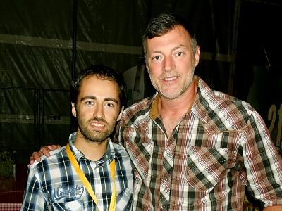 Darryl Worley & Petr Mecir