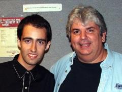 Dave Moody & Petr Mečíř
