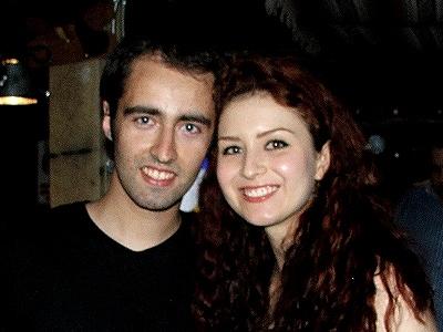 Megan Mullins & Petr Mecir