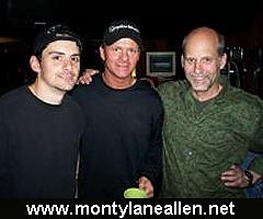 Monty Lane Allen & Brad Paisley