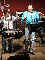 Dwayne Dupuy & Heath Wright