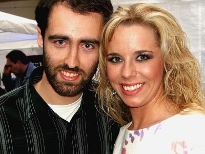 Susan Hickman & Petr Mečíř