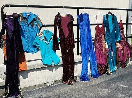 Joe Diffie's wardrobe (by Sammy Kershaw)